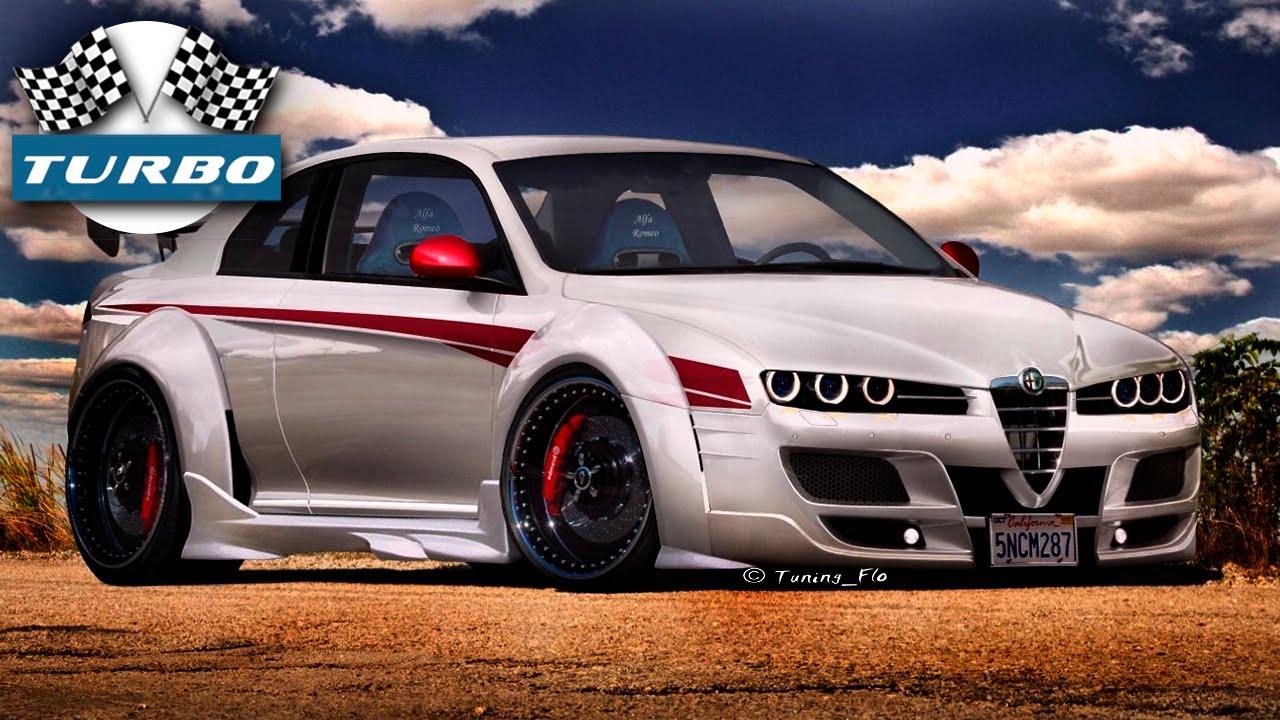 обзор Alfa Romeo 156