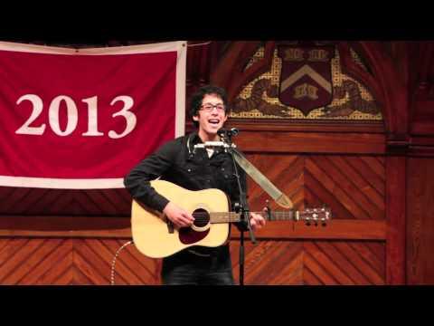 Act 10 - Daniel Gross - Harvard Class of 2013 Senior Talent Show