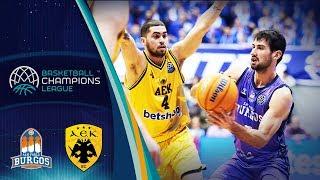 San Pablo Burgos v AEK - Highlights - Basketball Champions League 2019-20