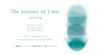 Korean contemporary art exhibition 'The Journey of Time'