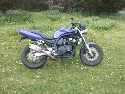 yamaha fzs 600 fazer fly by youtube. Black Bedroom Furniture Sets. Home Design Ideas