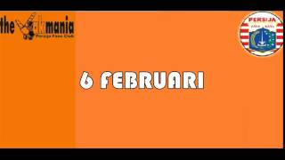 Lagu Persija   6 Februari