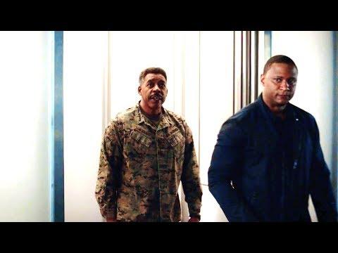 Team Arrow Meets General Stewart [7x19]