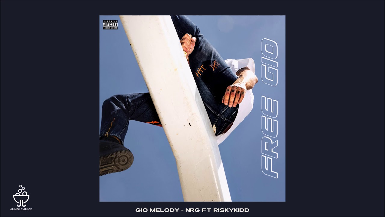 Gio Melody - NRG ft Riskykidd | Official Audio Release