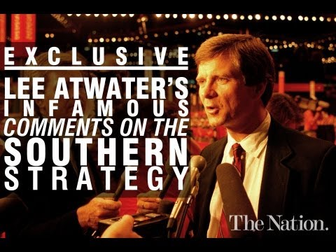 Exclusive: Lee Atwater's Infamous 1981 Interview on the Southern Strategy