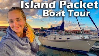 island-packet-32-boat-tour