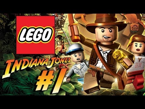 lego indianer jones
