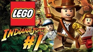 Thumbnail für das Lego Indiana Jones Let's Play