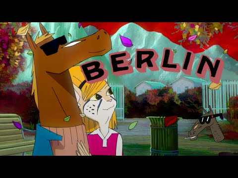 Rare Americans - Berlin (Official Music Video)