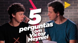 "A ""TRETA"" DE VICTOR MEYNIEL E KÉFERA"