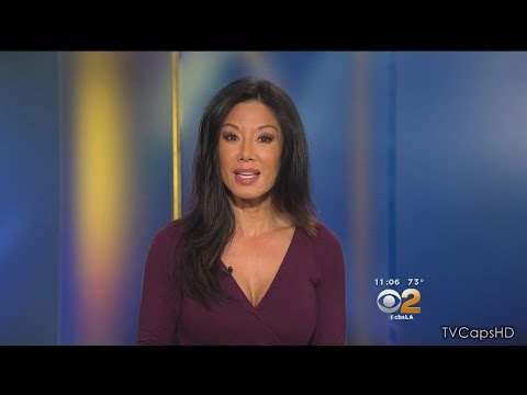 Sharon Tay 2015/10/05 CBS2 Los Angeles HD