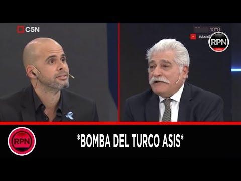 Bomba del Turco Asis: ¿Quien apretó a la justicia por el juicio de CFK?