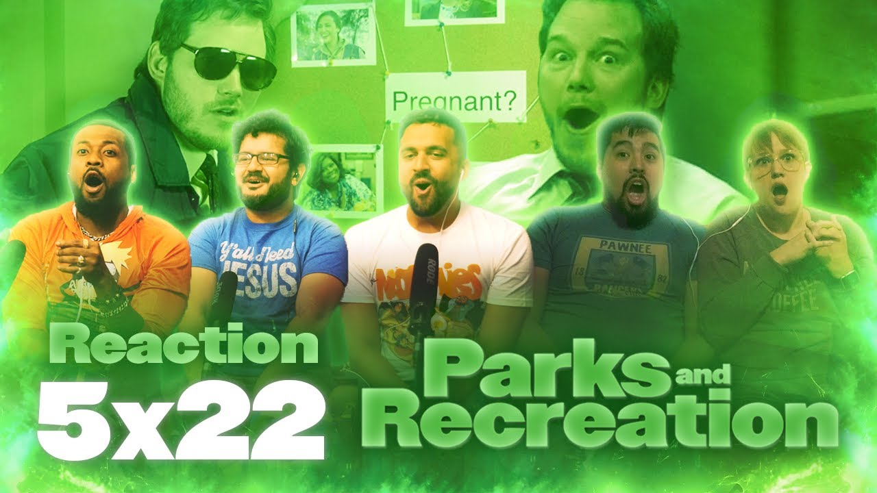 Parks and Recreation - 5x22 Are You Better Off? - Group Reaction