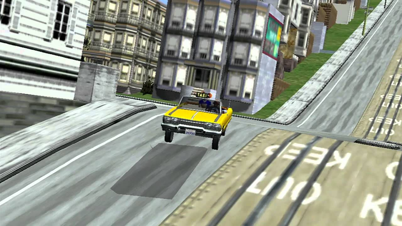 Crazy Taxi Coming Soon to iPhone, iPad, and iPod touch   - A 10 second teaser trailer for Crazy Taxi, for iPhone, iPad, and iPod touch.
