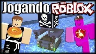 Roblox-Nostalgia mit Piratenbooten und Robert spielen!