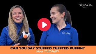 A Symbolic Tufted Puffin Adoption!