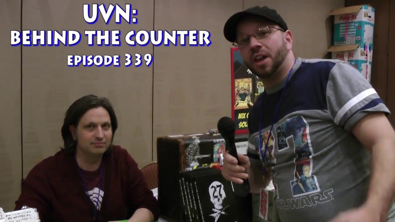UVN: Behind the Counter 339