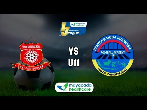 Salfas Soccer vs BMIFA [Indonesia Junior Mayapada League 2018] [U11] 8-4-2018