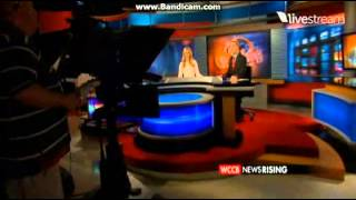 WCCB News Rising Open (3/4/14)