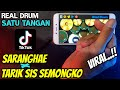 Dj Saranghae Tik Tok Viral X Tarik Sis Semongko Real Drum Satu Tangan Cover  Mp3 - Mp4 Download