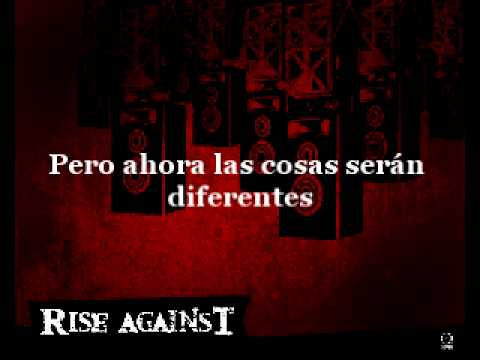 Rise Against - Everchanging (Español) & Lyrics