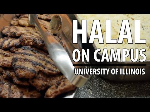 Halal On Campus - University of Illinois Urbana Champaign