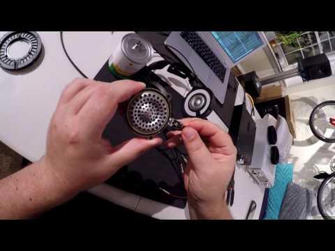 Z How - Headphone Cable Mod (ATH-AD2000x)