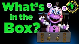 Game Theory: FNAF 6, What was in the BOX? (FNAF 6, Freddy Fazbear