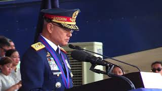 'Low key but stern' PNP chief Albayalde spells out goals of his leadership