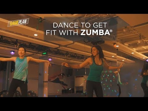 [Gameplan] Dance our way to fitness with Zumba