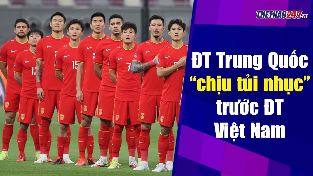 Chuyên gia Trung Quốc tiết lộ 'sự kiện tủi nhục' của đội nhà trước Việt Nam