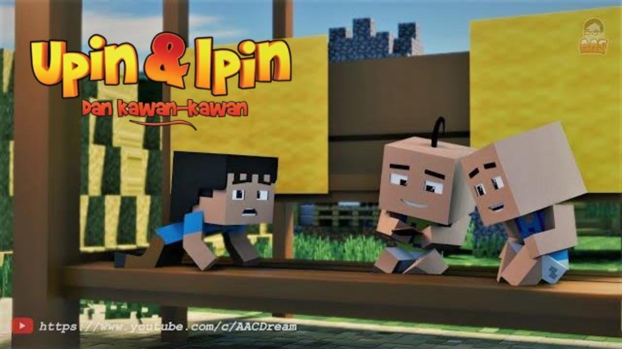 Upin & Ipin - Kawan Hilang 5 ( Minecraft Animation )
