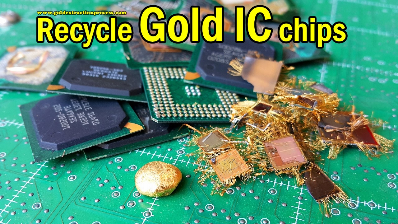 Circuit Chip Gold Engine Control Wiring Diagram Integrated Chips Chipset Ic Does Contain Method Recycle Electronic Rh Youtube Com With Names Guidance