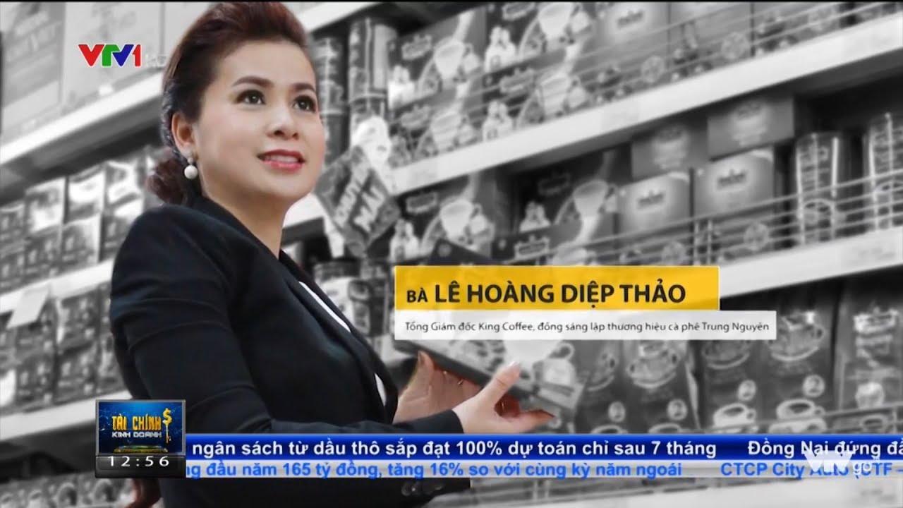 Vợ cũ ông chủ cà phê Trung Nguyên chia sẻ về thị trường cà phê VN| VTV24