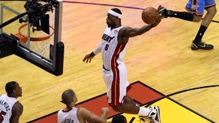 NBA Highlights 2014- P.L. In the zone