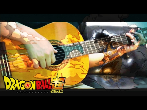 "Dragon Ball Super Ending 7 - Guitar ""An Evil Angel and Righteous Devil"""