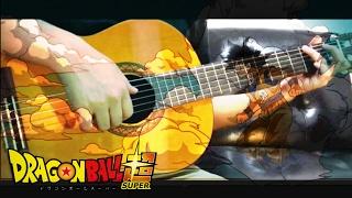 dragon ball super ending 7 guitar an evil angel and righteous devil