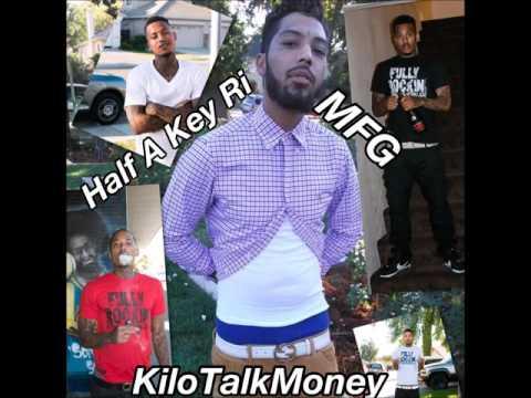 KiloTalkMoney x Half A Key Ri - MFG