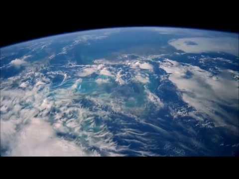 Notre Terre vue de l'espace
