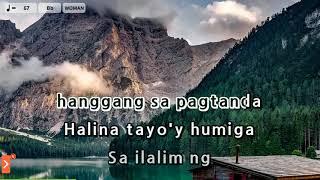 Buwan - Angeline Quinto (Karaoke Version)