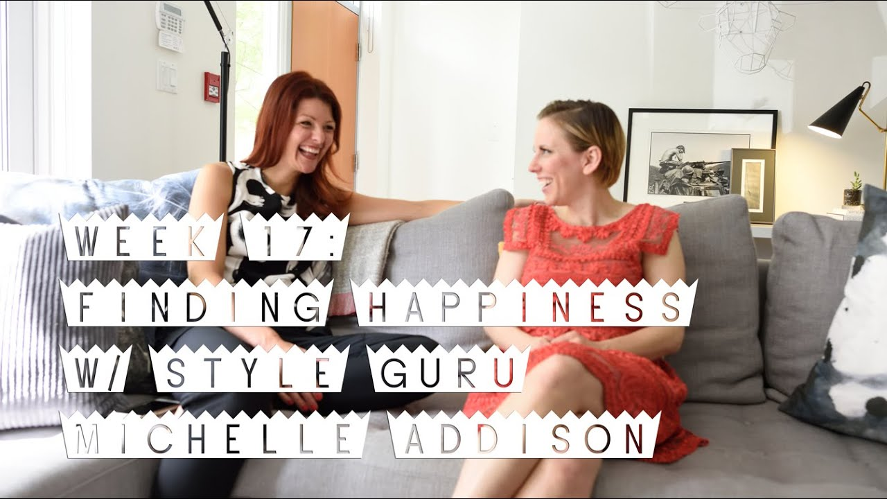 TOP 10 STYLE TIPS: Happiness Journey #17 of 52
