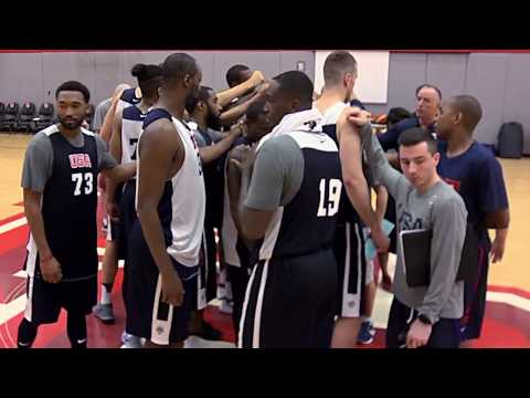 All-Access: NBA G League Players on USA Basketball