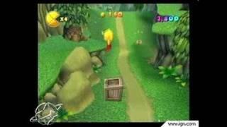 Pac-Man World 2 PlayStation 2 Gameplay - Wacka-wacka-wacka