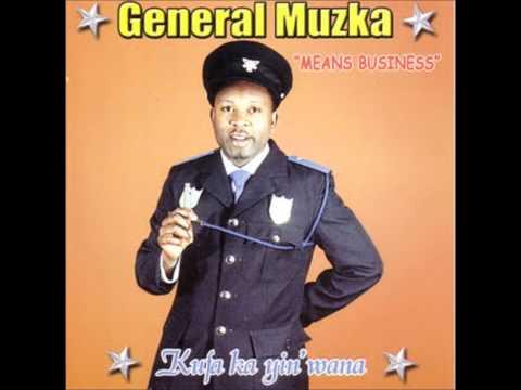General Muzka- Squeza