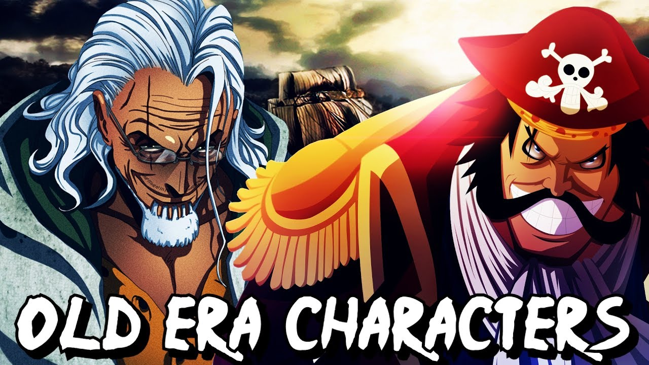 bd70b16c7b9 One Piece - Top 10 Strongest Old Era Characters - YouTube