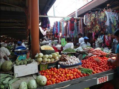 Central Flacq market