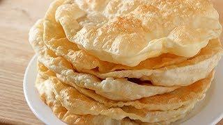 Shelpek - Incredible wheat flour tortilla