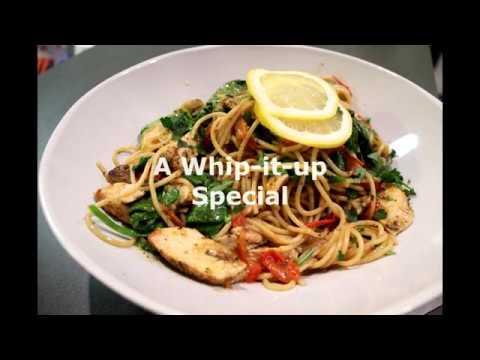 Whip it up | Lemon Garlic Chicken | Chef Tim Johnson