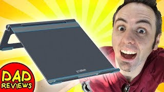 BEST LAPTOP STAND | Nulaxy Laptop Stand Unboxing & First Look Review