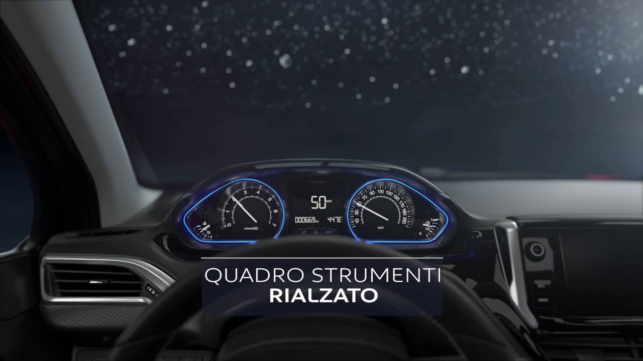 peugeot 2008 i cockpit youtube. Black Bedroom Furniture Sets. Home Design Ideas